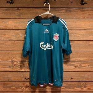 Adidas Liverpool Away Collared Jersey (Torres)